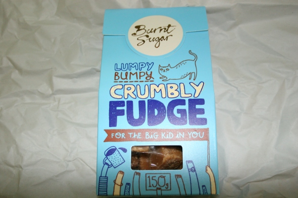 Crumbly Burnt Sugar Fudge