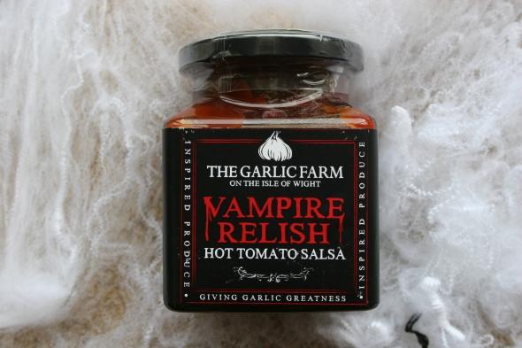 Vampire Tomato Salsa
