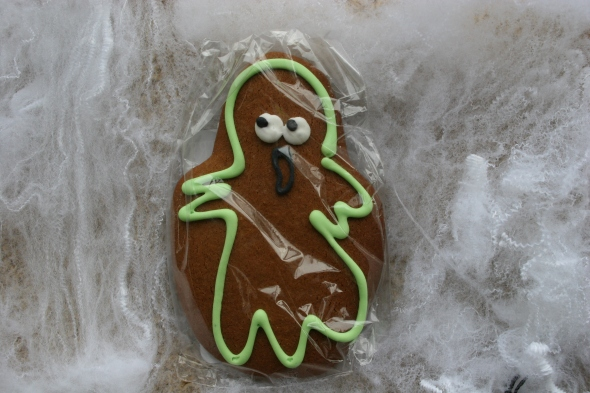 Ghostly Gingerbread