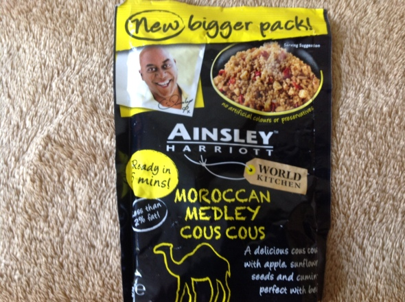 Who doesn't love Ainsley?